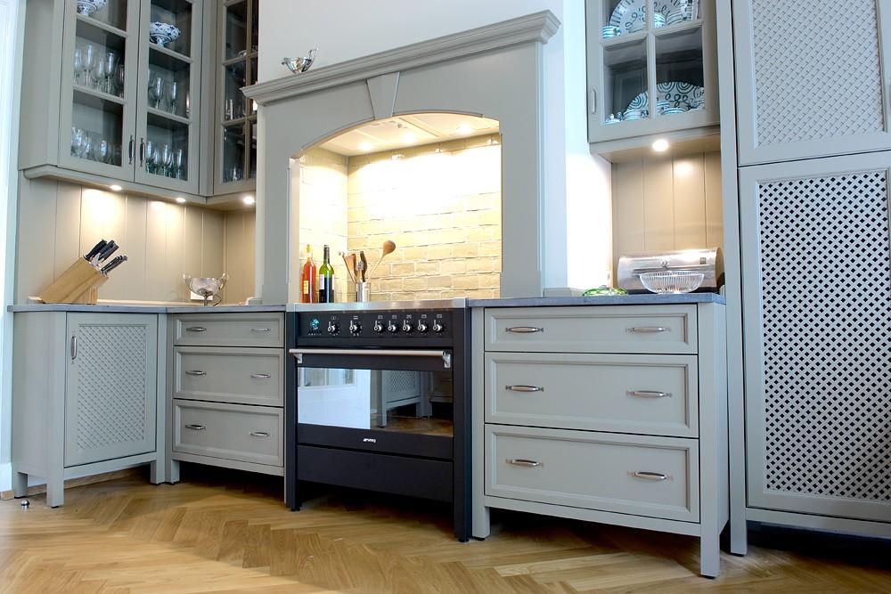 Klassische Küche für ein Gründerzeithaus | Schreinerei Buchal Krings