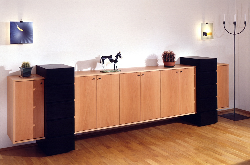 sideboard aus buche schreinerei buchal krings. Black Bedroom Furniture Sets. Home Design Ideas